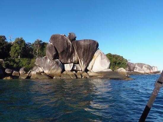 Bedarra Island, Australië: Wedgerock Bay