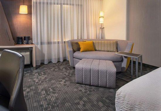 Coraopolis, Pensilvanya: Guest room