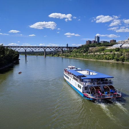 Edmonton Riverboat