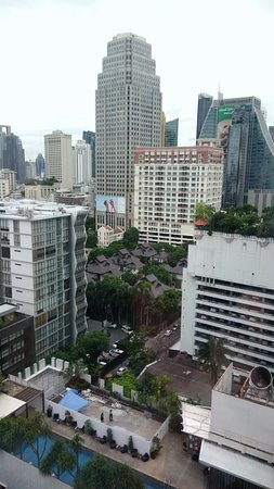 View from 15th floor