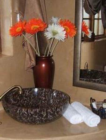 Benoni, Sudáfrica: Bathroom area