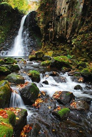 Uge Waterfall