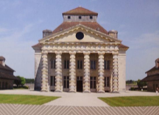 Bureau d'Information Touristique a Arc et Senans