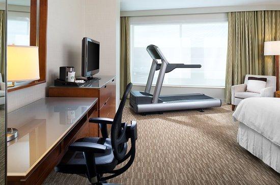 Edina, MN: Guest room