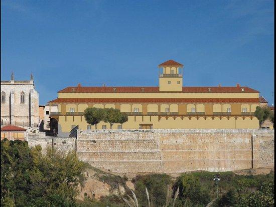 PALACIO REAL TORDESILLAS - Lugar de residencia de Juana I de Castilla durante 46 años