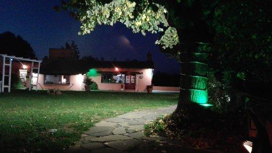 Paliano, Italy: La poesia della Notte al IL CARDINALE