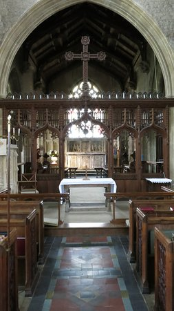 Mells, UK: St.Andrew's.