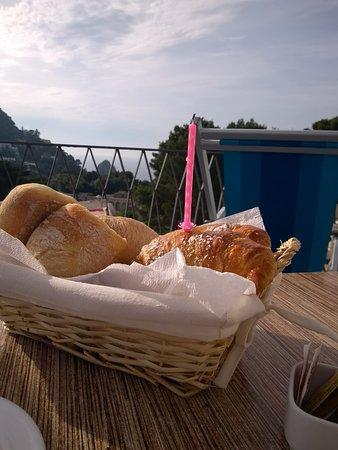 Hotel La Tosca: Colazione esclusiva per il nostro anniversario