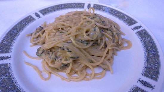 Spaghetto alla NErano