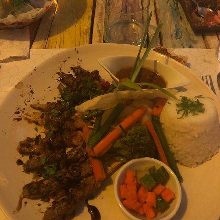 Exotic Bali: plat