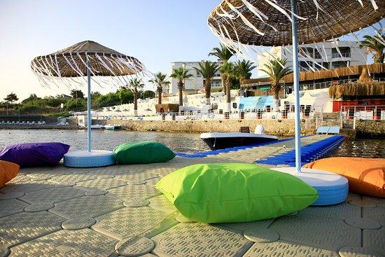 Elma Beach Club & Kahvalti: Elma Beach Club & Kahvaltı