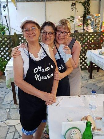 Votsalakia, Grecja: Mama's Kitchen