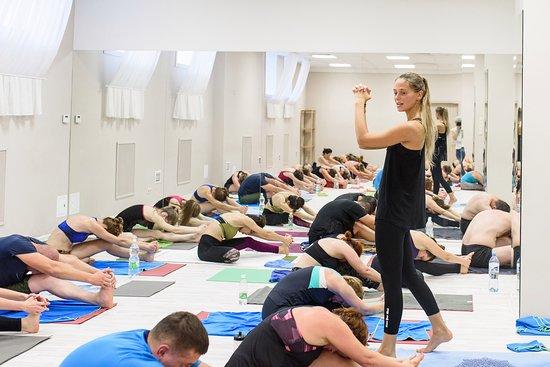 Bikram Yoga Nizhny Novgorod