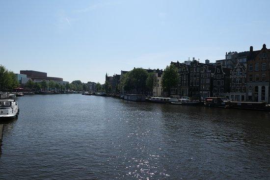 Amsterdam Walking Tour: Amstel River