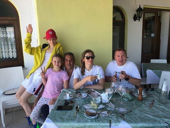 Ischia Porto, Itália: Amici Russi