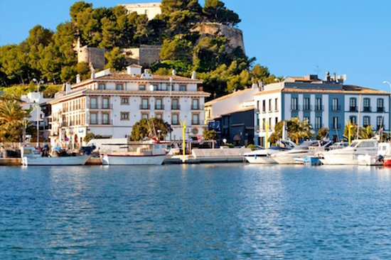 Grau de Gandia, España: excursion gandia denia mundo marino catamaranes