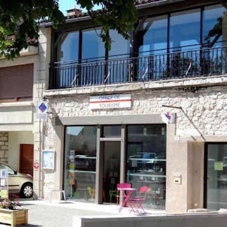 Office de Tourisme en Quercy Blanc: bureau d'acceuil de Castelnau-Montratier