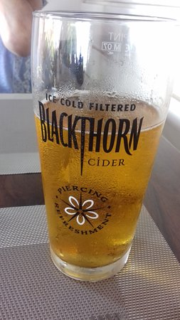 MMMMMM The Best Cider on the rock