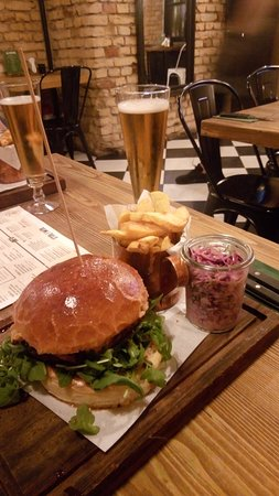 jameson burger