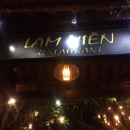 Lam Vien Restaurant Photo