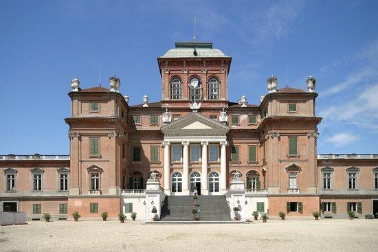 Racconigi, Italy: Castello Reale, Facciata Sud