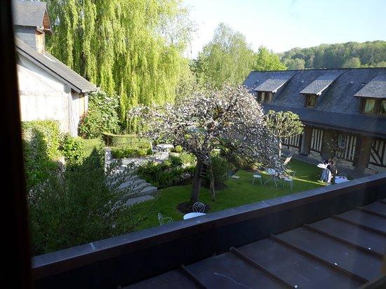 Barneville-la-Bertran, Frankrike: Auberge de la Source - Hôtel de Charme