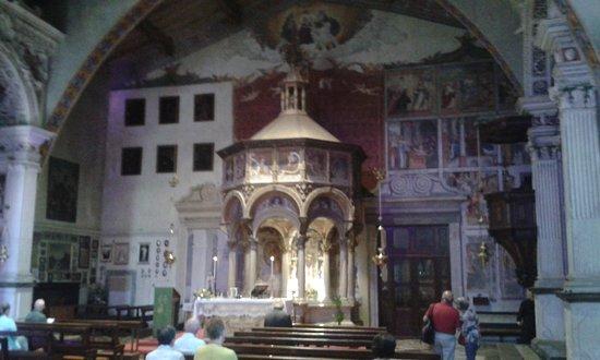 Pieve di S. Salvatore e Madonna del Castello - Complesso