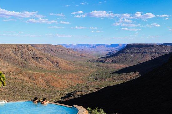 Windhoek, Namibia: Views for days at Grootberg Lodge.