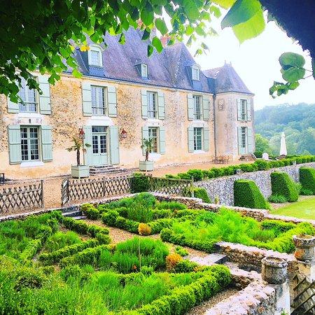 Saint Paterne Racan, Francia: Parc