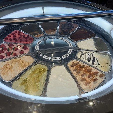 LaBarra Ristorante: Labriola Bakery Cafe and Neapolitan Pizzeria