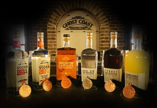 ‪Ghost Coast Distillery‬