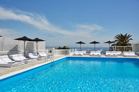 Pool - Picture of Mr & Mrs White Tinos Boutique Resort - Tripadvisor
