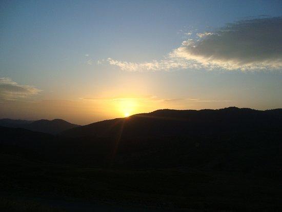 Perivoli, Grecja: Ανατολή Ηλίου!!