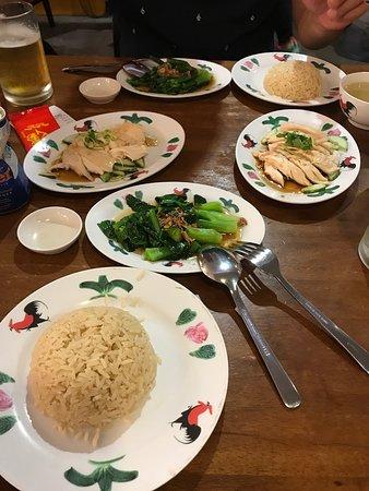 Wee Nam Kee Hainanese Chicken Rice Restaurant ภาพถ่าย
