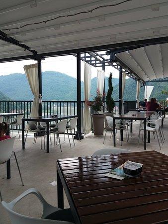 Zvornik, Bosnien und Herzegowina: view