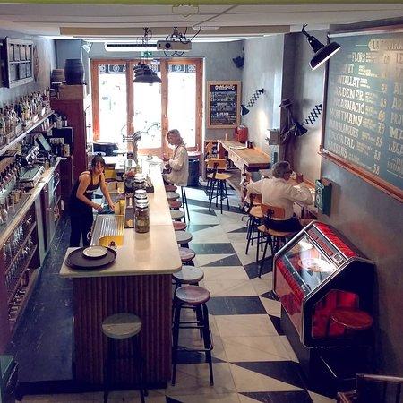 restaurante la rovira en barcelona con cocina francesa