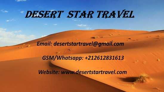 Desert Star Travel