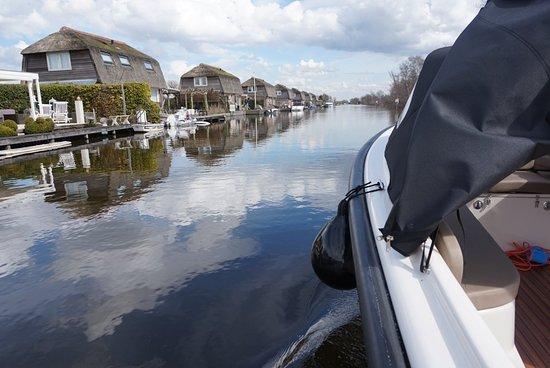 Breukelen, Nederland: Boat - Korvet Bootverhuur