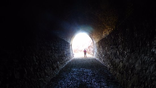 Greater Perth, Αυστραλία: Light at the end of Swan View Tunnel