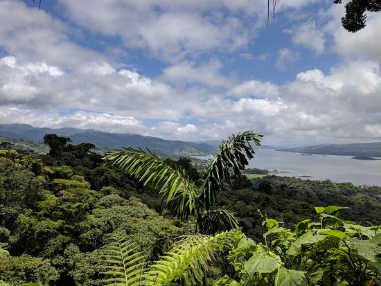 Sky Adventures: Arenal Lake