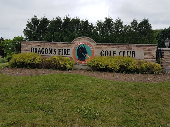 Dragon's Fire Golf