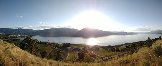 Munson Mountain : Panaramic view