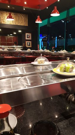 Sushi Lounge Photo