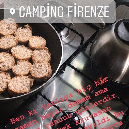 Firenze Camping in Town: Temiz ve cidden başarılı bir tesis