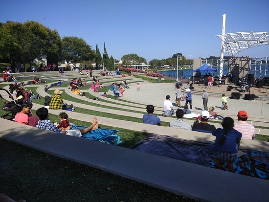 Song festival around the Lake at Ryan Park Foster City