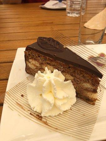 Stiftsrestaurant Melk: Benedictine Torte