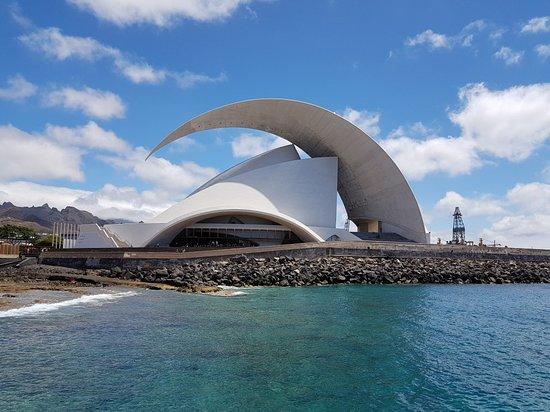 Tenerife Auditorium (Auditorio de Tenerife)
