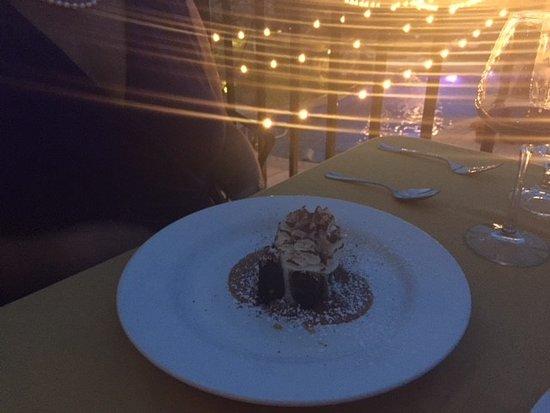 Touchet, Etat de Washington : Dessert