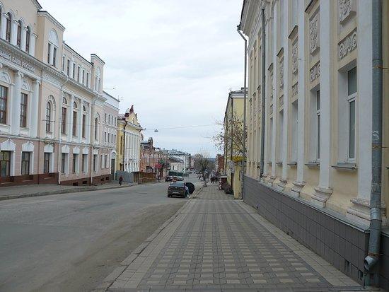 Spasskaya Street