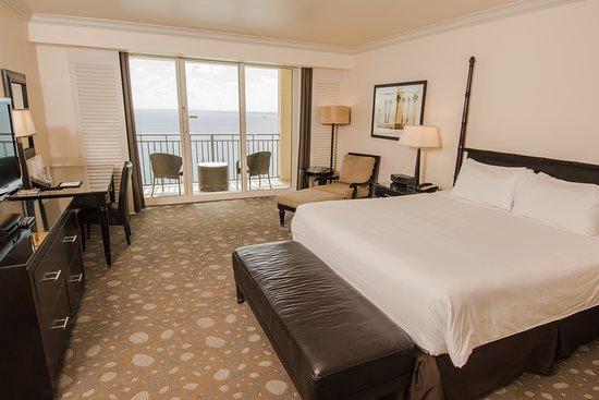 The Atlantic Hotel & Spa: Oceanfront King Studio